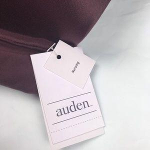 Auden Intimates & Sleepwear - Burgundy Plus Nursing Full Coverage T-Shirt Bra
